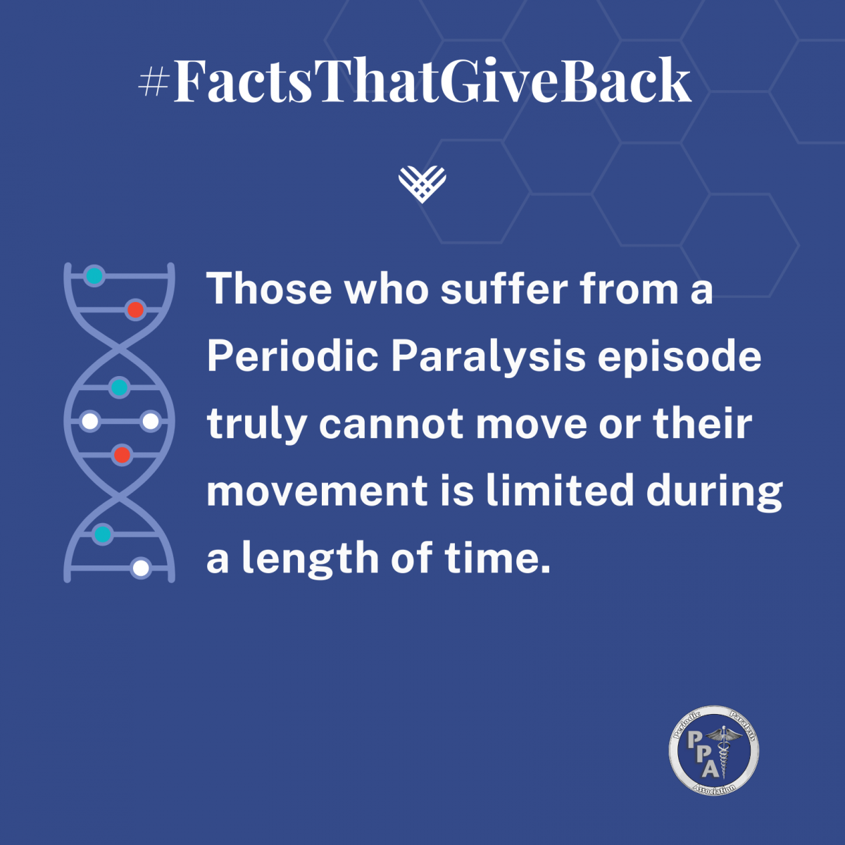 #4  Facts That Give Back to Periodic Paralysis